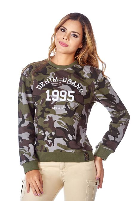 Hoodie-QUEST-QUE223190003-38-Verde-Militar-1