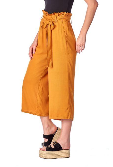 Pantalon-QUEST-Culote-Fit-QUE209190017-50-Mostaza-2