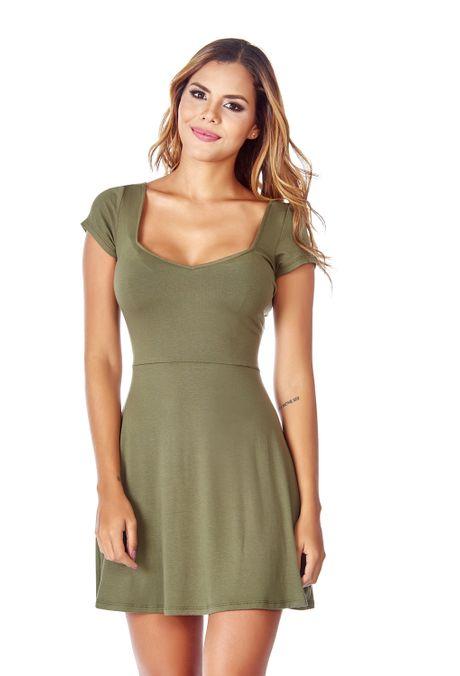 Vestido-QUEST-QUE204190022-38-Verde-Militar-1
