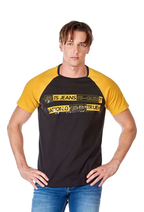 Camiseta-QUEST-Original-Fit-QUE112OU0031-19-Negro-1
