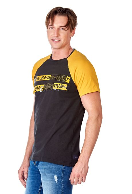 Camiseta-QUEST-Original-Fit-QUE112OU0031-19-Negro-2