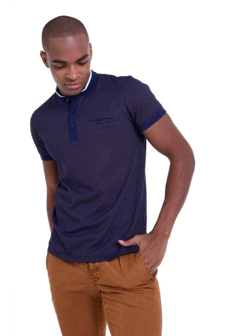 Polo-QUEST-Slim-Fit-QUE162190025-16-Azul-Oscuro-1