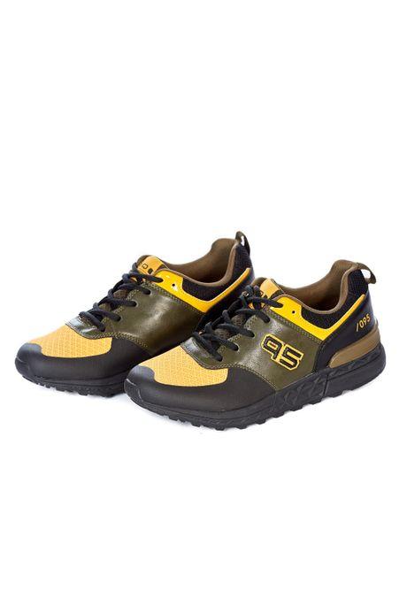 Zapatos-QUEST-QUE116190012-38-Verde-Militar-1