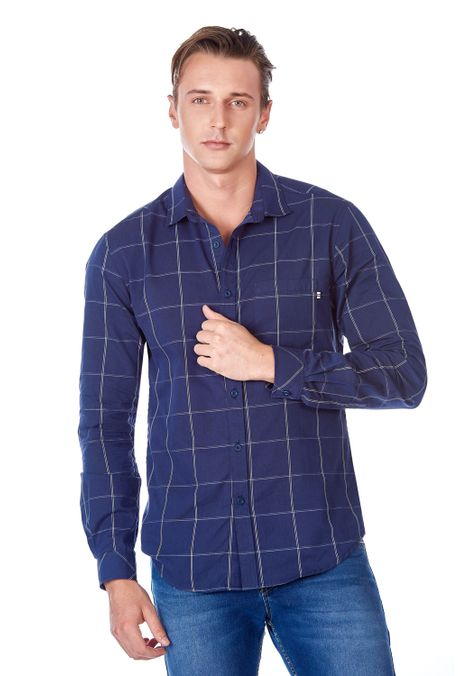 Camisa-QUEST-Slim-Fit-QUE111190067-16-Azul-Oscuro-1
