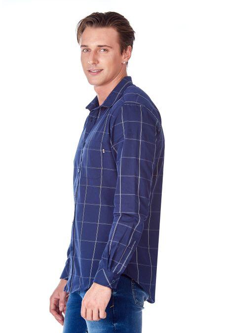 Camisa-QUEST-Slim-Fit-QUE111190067-16-Azul-Oscuro-2