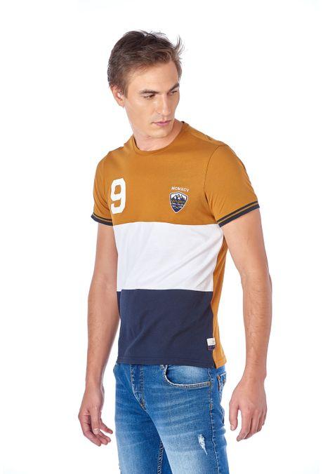 Camiseta-QUEST-Slim-Fit-QUE112190093-1-Ocre-2
