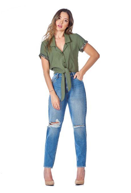 Camisa-QUEST-QUE201190155-38-Verde-Militar-1