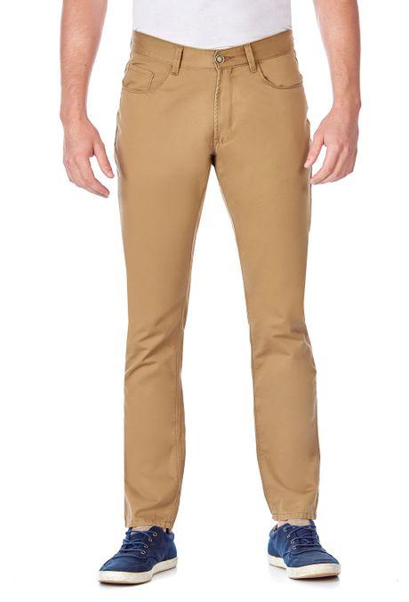 Pantalon-QUEST-Slim-Fit-QUE109LW0002-22-Kaki-1