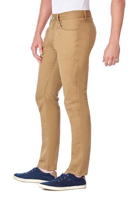 Pantalon-QUEST-Slim-Fit-QUE109LW0002-22-Kaki-2