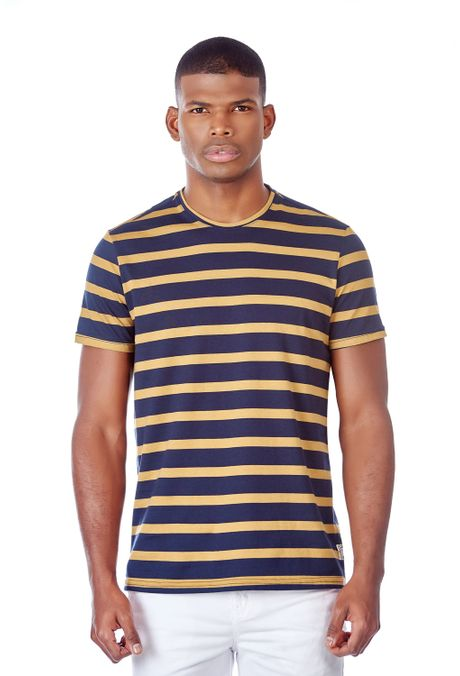 Camiseta-Especial-QUEST-Slim-Fit-QUE163190061-1-Ocre-1