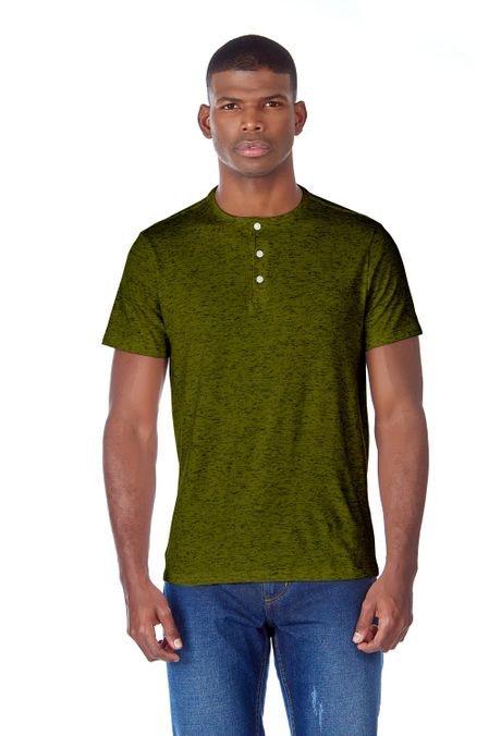 Camiseta-Especial-QUEST-Slim-Fit-QUE163LW0078-38-Verde-Militar-1