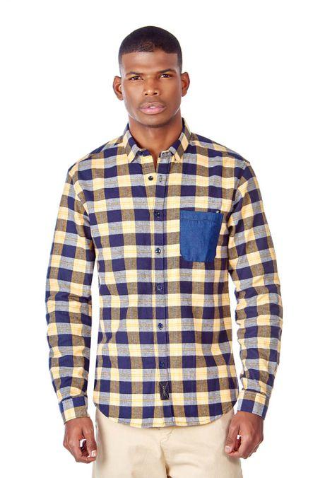 Camisa-QUEST-Original-Fit-QUE111190057-16-Azul-Oscuro-1