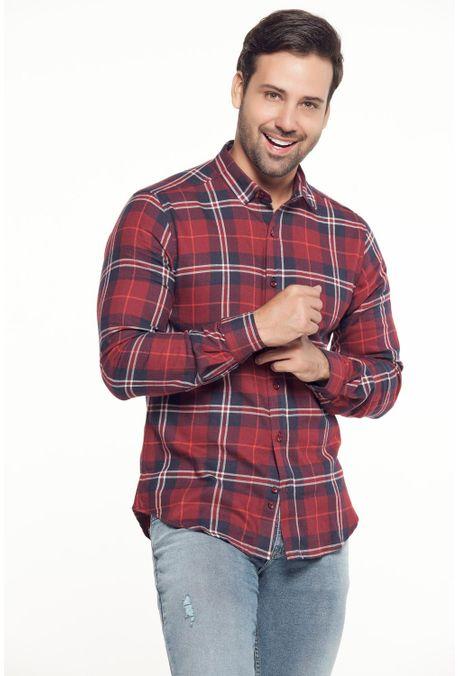 Camisa-QUEST-Slim-Fit-QUE111190086-37-Vino-Tinto-1