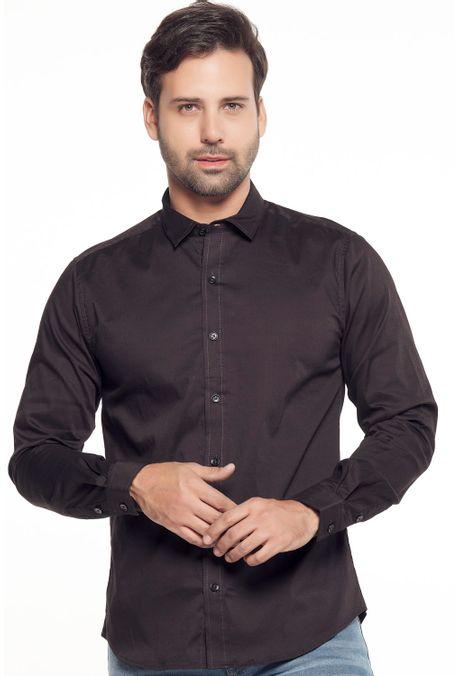 Camisa-QUEST-Slim-Fit-QUE111190090-19-Negro-1