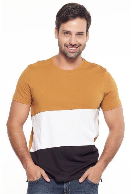 Camiseta-QUEST-Slim-Fit-QUE112190165-1-Ocre-1