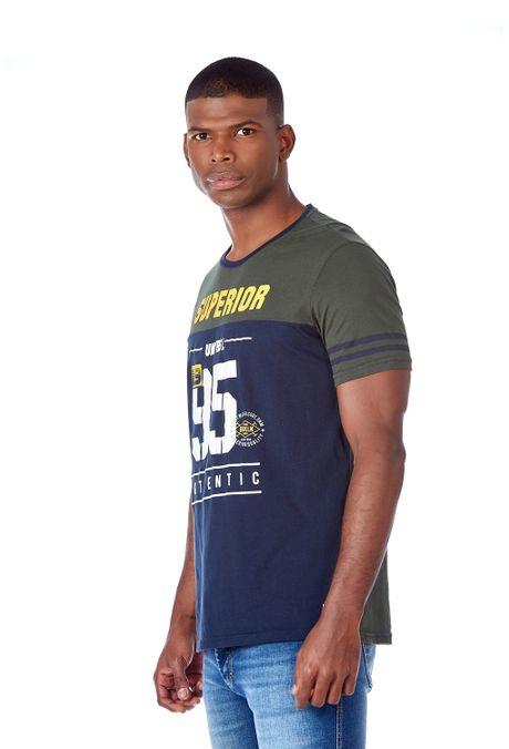 Camiseta-QUEST-Original-Fit-QUE112190163-38-Verde-Militar-2