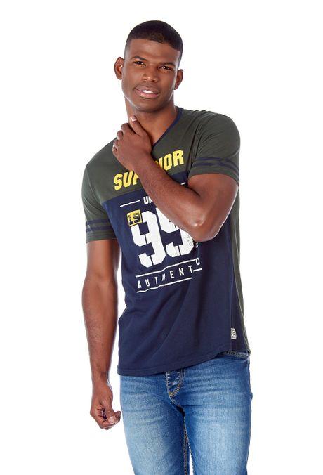 Camiseta-QUEST-Original-Fit-QUE112190163-38-Verde-Militar-1