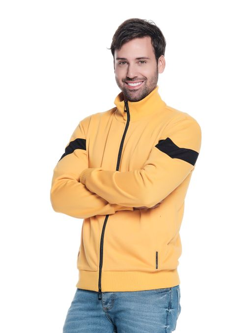 Hoodie-QUEST-QUE123190020-50-Mostaza-2
