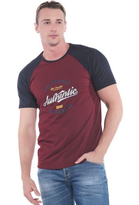 Camiseta-QUEST-Slim-Fit-QUE112OU0046-37-Vino-Tinto-1