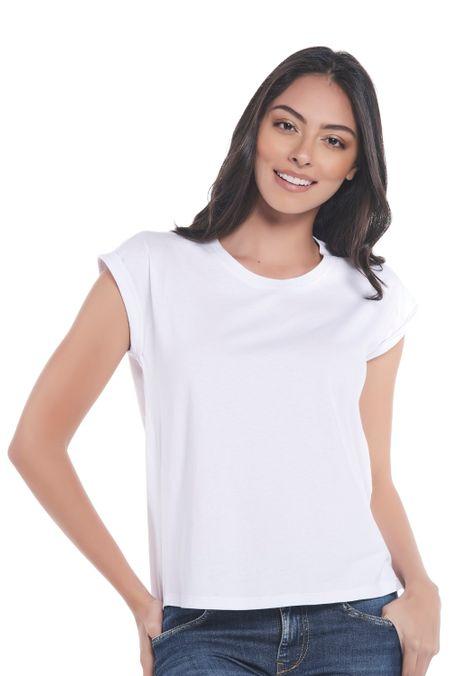 Camiseta-Especial-QUEST-Custom-Fit-QUE263LW0048-18-Blanco-1