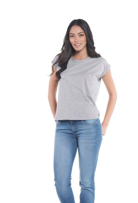 Camiseta-Especial-QUEST-Custom-Fit-QUE263LW0049-42-Gris-Jaspe-1