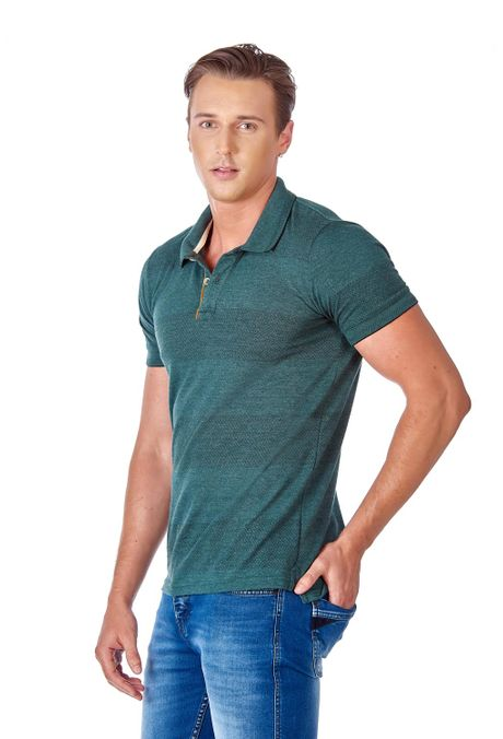 Polo-QUEST-Slim-Fit-QUE162190080-99-Verde-Botella-2