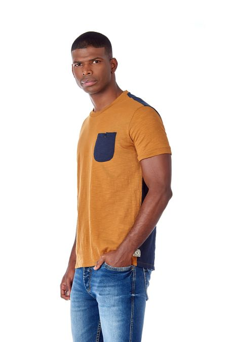 Camiseta-QUEST-Original-Fit-QUE112190106-1-Ocre-2