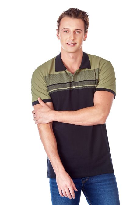 Polo-QUEST-Original-Fit-QUE162190096-123-Verde-Oliva-1