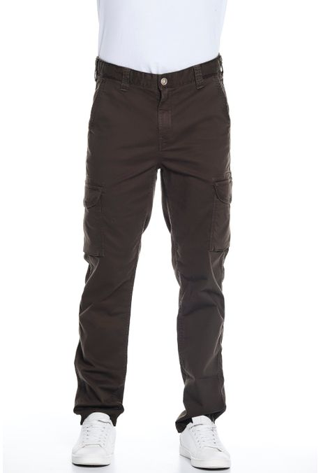 Pantalon-QUEST-Slim-Fit-QUE109190033-38-Verde-Militar-1