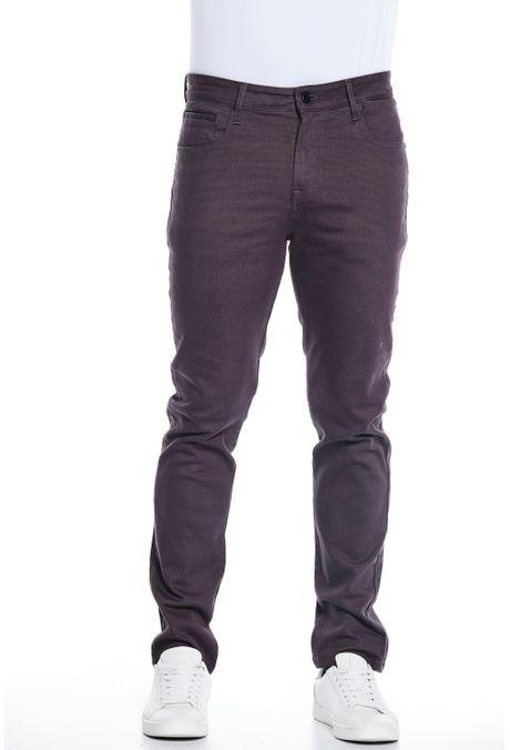 Pantalon-QUEST-Slim-Fit-QUE109LW0004-36-Gris-Oscuro-1