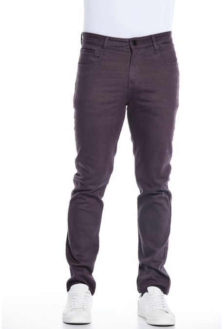 Pantalon-QUEST-Slim-Fit-QUE109LW0004-36-Gris-Oscuro-1