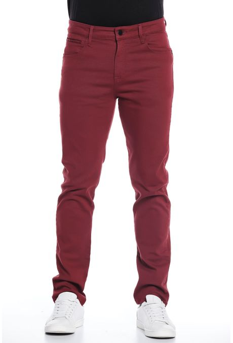 Pantalon-QUEST-Slim-Fit-QUE109LW0005-37-Vino-Tinto-1