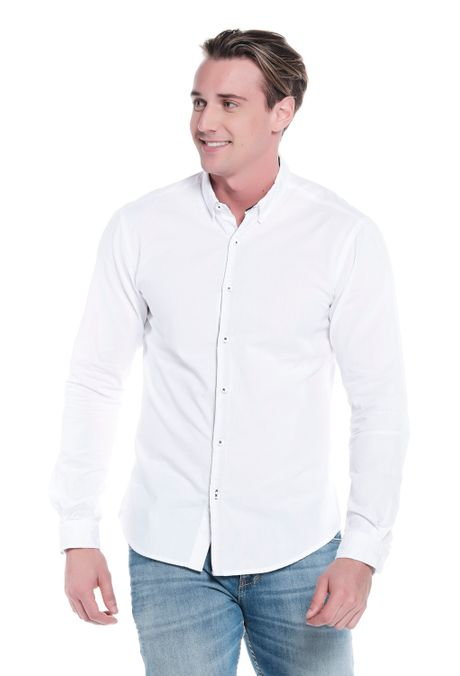 Camisa-QUEST-Slim-Fit-QUE111LW0024-18-Blanco-1