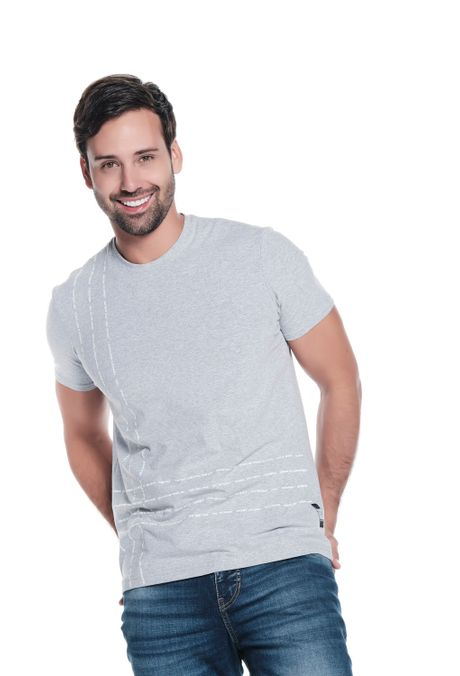 Camiseta-QUEST-Slim-Fit-QUE112190145-86-Gris-Jaspe-Medio-1