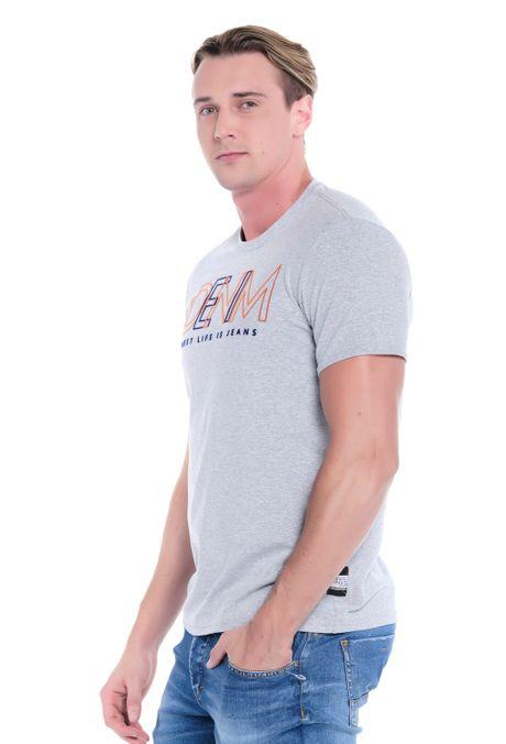 Camiseta-QUEST-Slim-Fit-QUE112190152-86-Gris-Jaspe-Medio-2