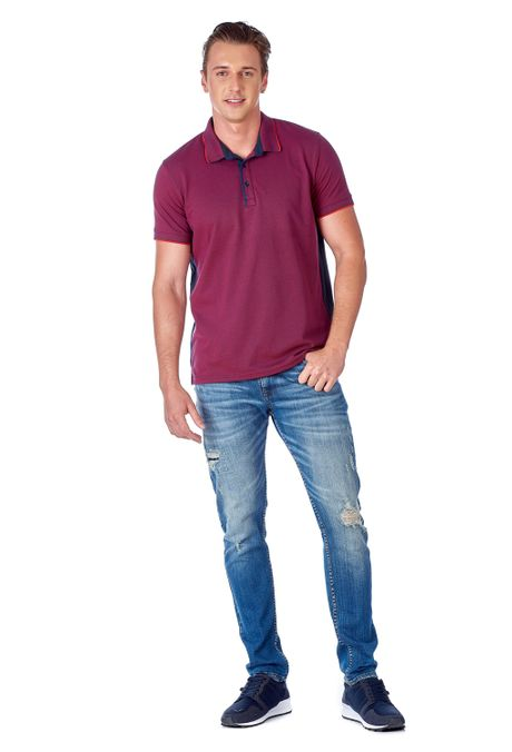 Polo-QUEST-Original-Fit-QUE162190100-16-Azul-Oscuro-1
