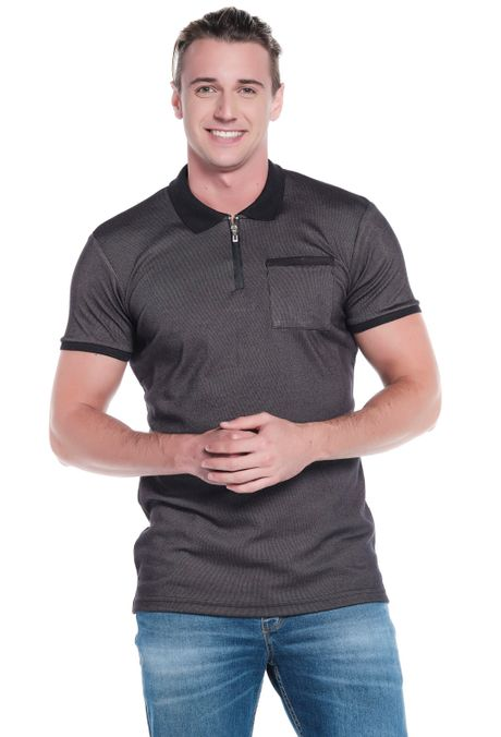 Polo-QUEST-Slim-Fit-QUE162190175-19-Negro-1