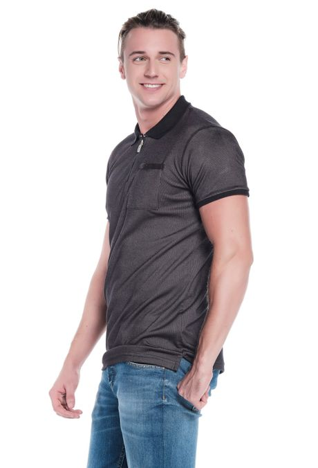 Polo-QUEST-Slim-Fit-QUE162190175-19-Negro-2