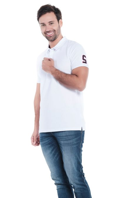 Polo-QUEST-Original-Fit-QUE162OU0012-18-Blanco-2