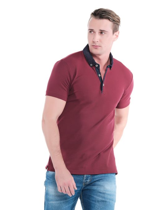 Polo-QUEST-Original-Fit-QUE162OU0013-37-Vino-Tinto-1