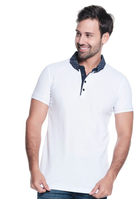 Polo-QUEST-Original-Fit-QUE162OU0014-18-Blanco-1