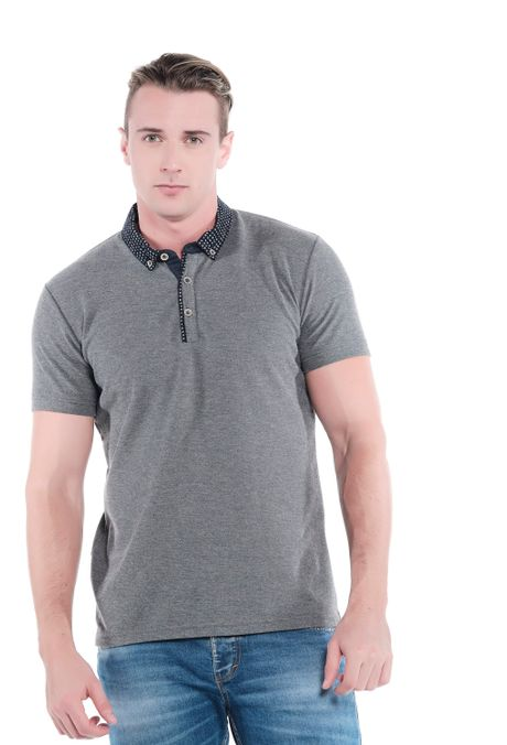 Polo-QUEST-Original-Fit-QUE162OU0015-81-Gris-Jaspe-Oscuro-2