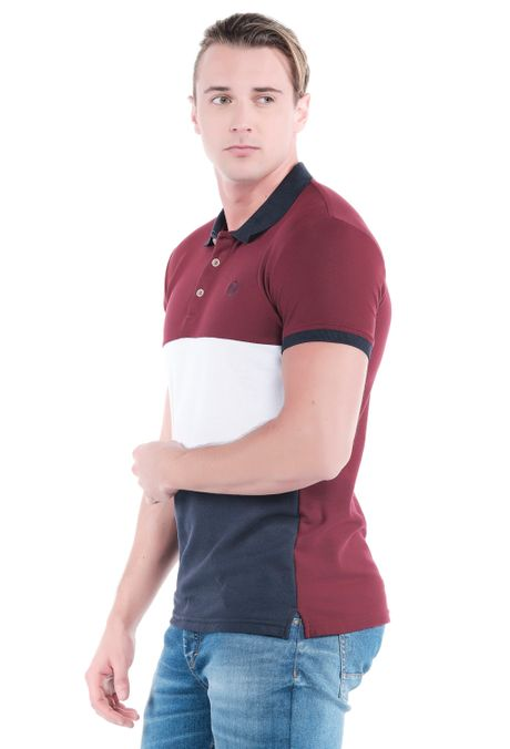 Polo-QUEST-Slim-Fit-QUE162OU0024-37-Vino-Tinto-2