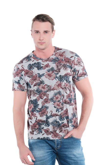 Camiseta-QUEST-Slim-Fit-QUE163190070-81-Gris-Jaspe-Oscuro-1