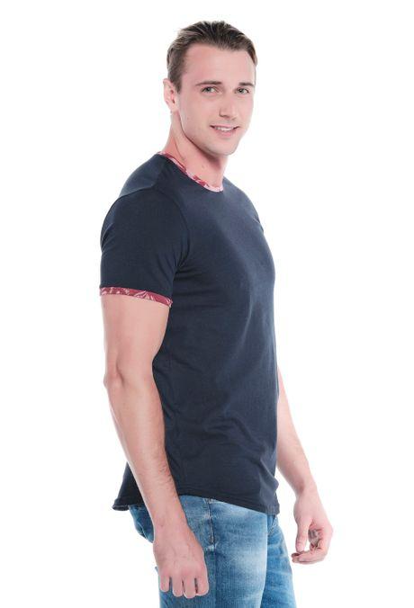 Camiseta-QUEST-Slim-Fit-QUE163LW0121-48-Azul-Oscuro-Indigo-2