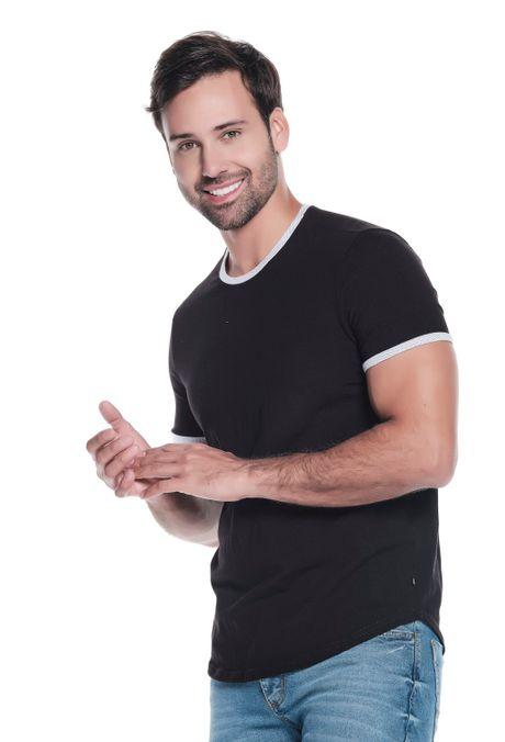 Camiseta-QUEST-Slim-Fit-QUE163LW0123-19-Negro-1
