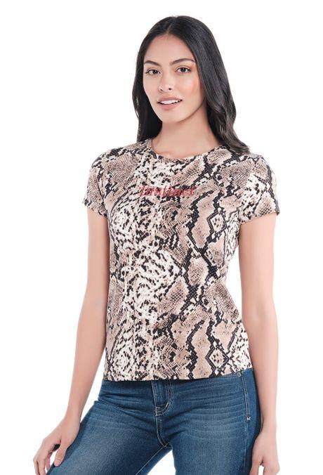 Camiseta-QUEST-Custom-Fit-QUE212190001-23-Cafe-1
