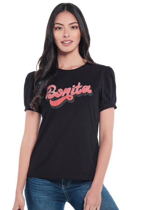 Camiseta-QUEST-Custom-Fit-QUE212190003-19-Negro-1