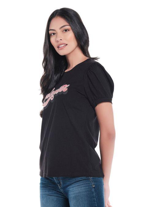 Camiseta-QUEST-Custom-Fit-QUE212190003-19-Negro-2
