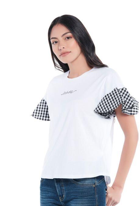 Camiseta-QUEST-Custom-Fit-QUE212190013-18-Blanco-2